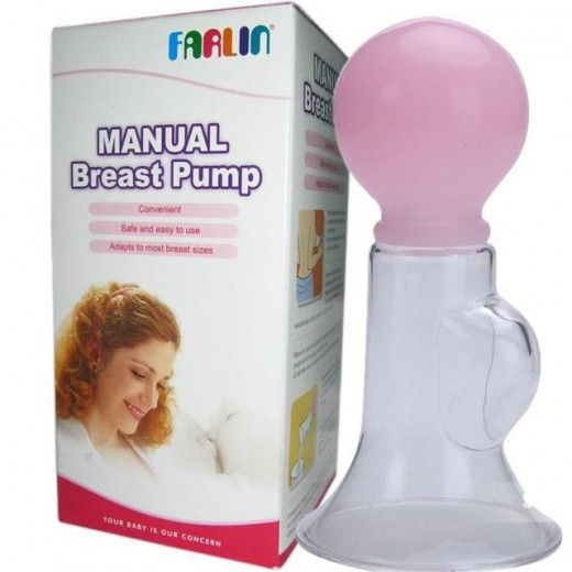 Farlin Manual Breast Pump