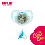 Farlin - Chu Chu Pacifier Medium Blue 6+