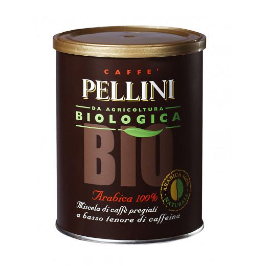 Pellini BIO ground espresso coffee 250g organic