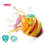 Farlin Grip & Bite Lollipops Baby Oral Set, Green