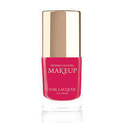 Federico Mahora - Nail Lacquer Gel Finish Chic Pink