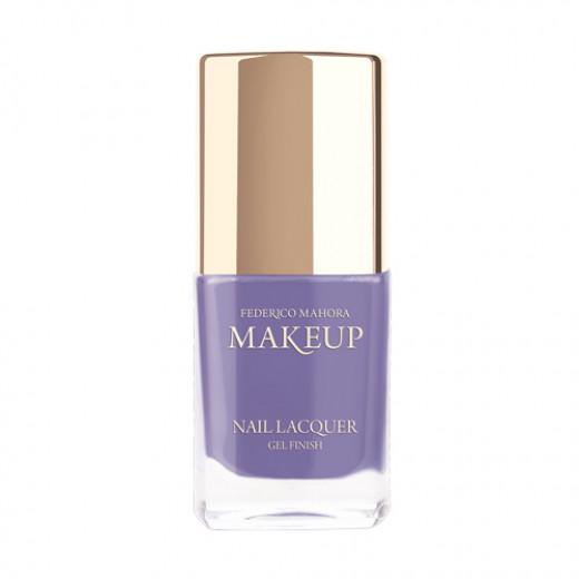 Federico Mahora - Nail Lacquer Gel Finish Lilac Effusion 11ml