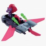 My Little Pony: The Movie Tempest Shadow Sky Skiff