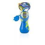 Nuby Cup Gator Grip 450ml - أصفر