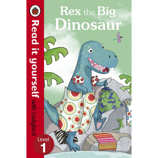 Read it Yourself L1 : Rex the Big Dinosaur