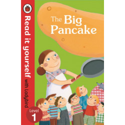 Ladybird :Read it Yourself L1 : The Big Pancake