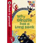 Ladybird : Read it Yourself L1 : Why Giraffe Has A Long Neck