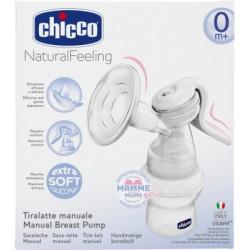 Chicco Manual Breast Pump Natural Feeling Step Up