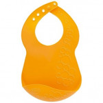 Chicco Soft Bib with Crumb Catcher