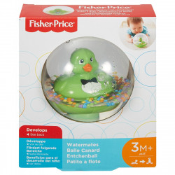 Fisher-Price Water Mates Balls with Duck Inside, Assorted Models