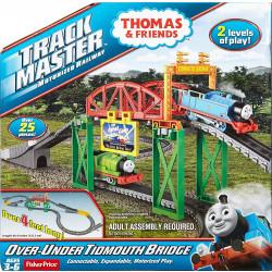 Thomas & Friends TrackMaster Over-Under Tidmouth Bridge Set - 1 Pack - Assortment - Random Selection