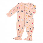 Colorland - Baby Romper / Pink Princess 3 Pieces In One Pack - 9-12 Months