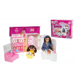 Fulla Play Time Kids Room Pretend Play Toy