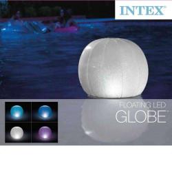 Intex - Floating LED Ball , 23cmx22cm