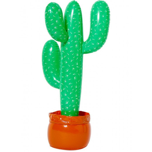 Amscan - Inflatable Blow up Cactus - Mexican Theme Party Decorations