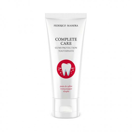 Federico Mahora - Complete Care Gums Protection Toothpaste
