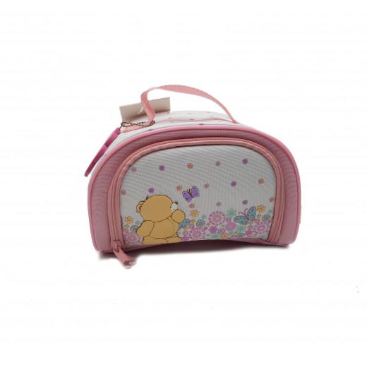 Hallmark Floral Lunch Box, Pink
