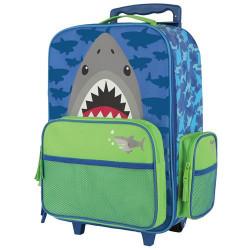 Stephen Joseph Rolling Backpack Shark 45 cm