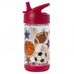 Stephen Joseph Flip Top Bottles - Sports