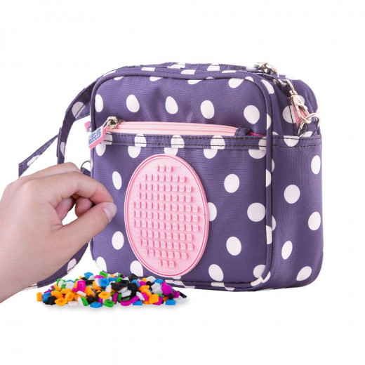 Pixie Handbag-CIRCLE-POP-PINK