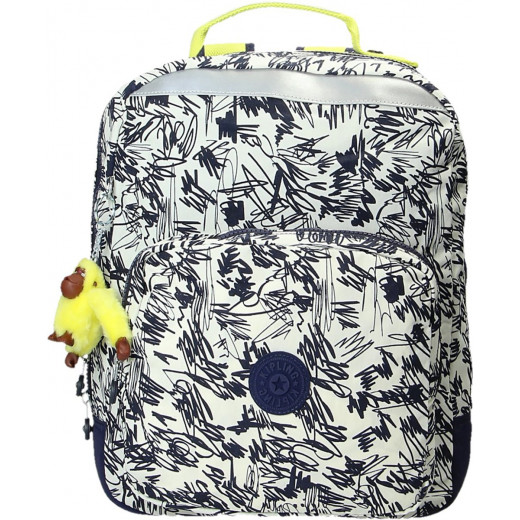 Kipling Ava Scribble Fun Bl