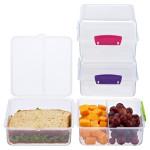 Sistema Lunch Cube To Go,1.4 Litre - Purple