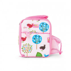Penny Bento Cooler Bag with Pocket - Chirpy Bird