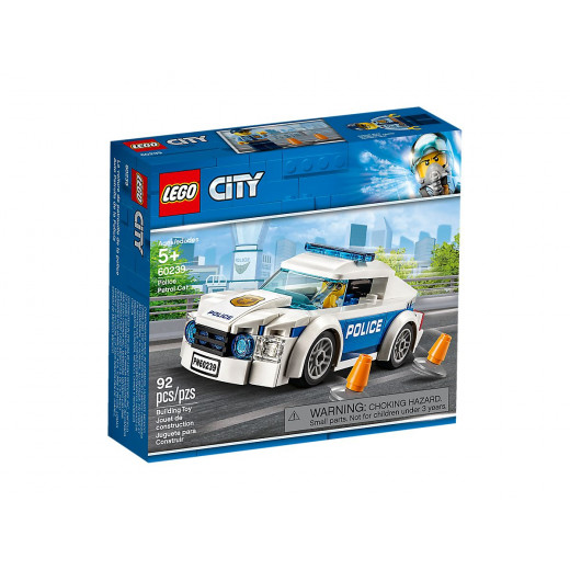 LEGO City: Police Patrol Car