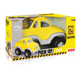 Dolu Pick-Up In The Box, Yellow