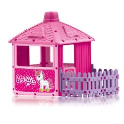 Dolu Unicorn Town House Fence