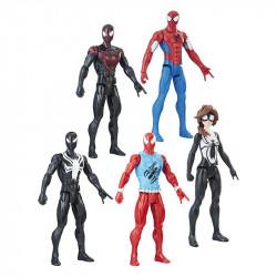 Spiderman Titan Hero Series, Assorted Figures