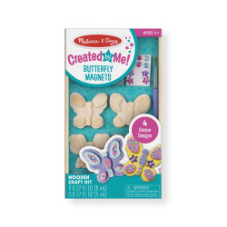 Melissa & Doug Butterfly Magnets