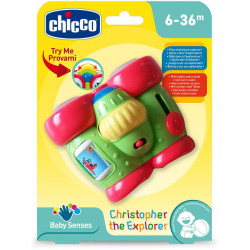 Chicco Toy Christopher The Explorer