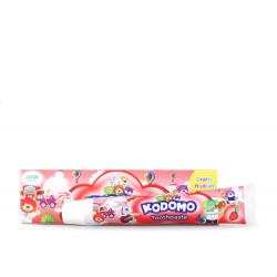 Kodomo Lion Strawberry Flavoured Toothpaste - 45 gm