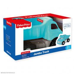 Fisher-Price Jumbo Truck - blue