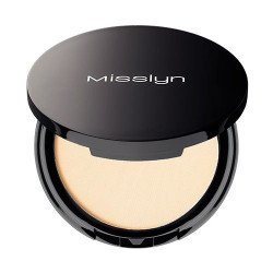 Misslyn Ivory Compact Powder No.50