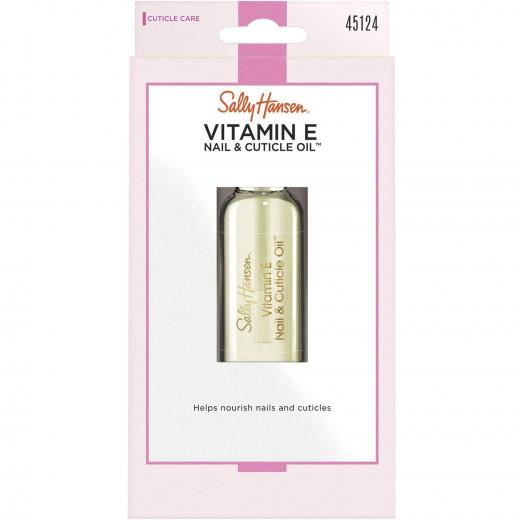 Sally Hansen Vitamin-E Nail & Cuticle Oil 13.3 ml