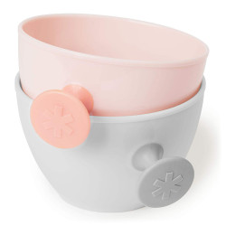 Skip Hop Easy Grab Bowl, Coral