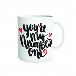 Dumyah You are my Number One Mug