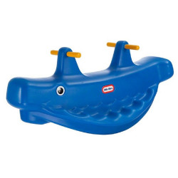 Little Tikes Whale Teeter Totter, Blue