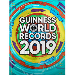 Guinness World Records 2019,256 pages