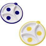 تصميم من دكتور براون للتغذية طبق قطعتين مقسم  للجنسين