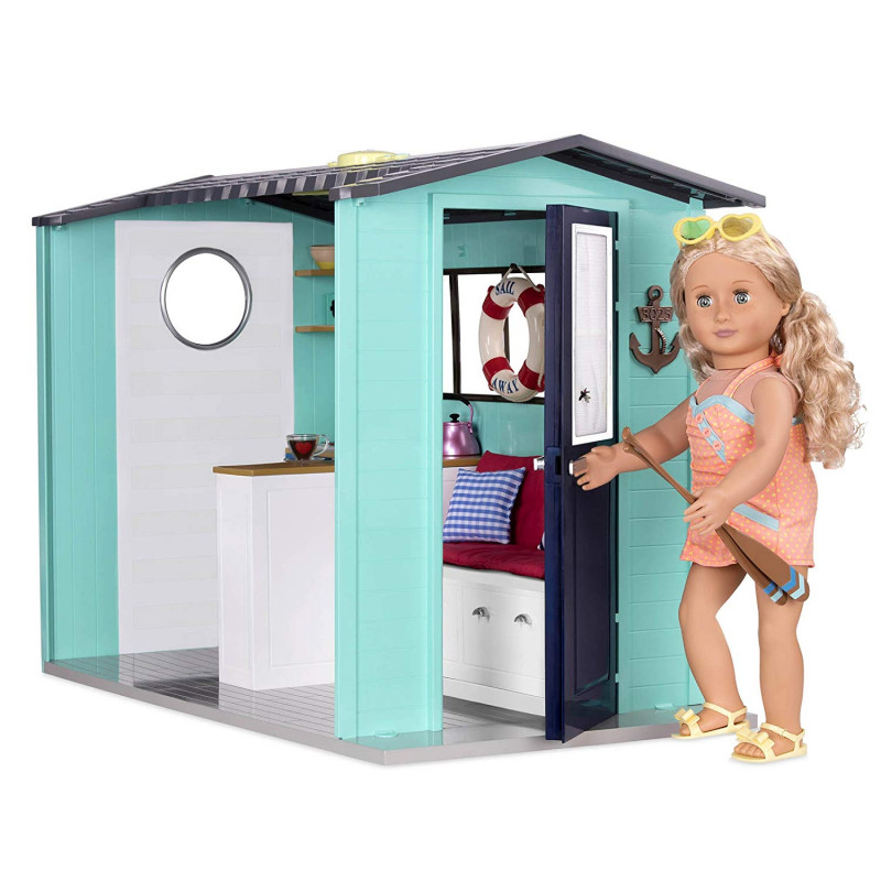 Our Generation School Room House for 18 American Girl