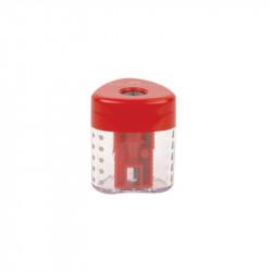 Faber-Castell Sharpener Grip, Red