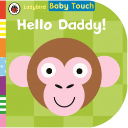 Ladybird, Baby Touch: Hello, Daddy!, 12 pages