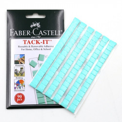 Faber Castell Tack It 50g, Green