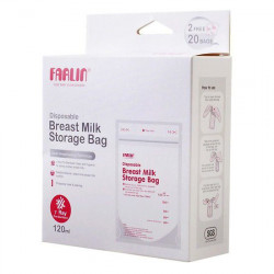 Farlin Milk Storage Bag 120ml