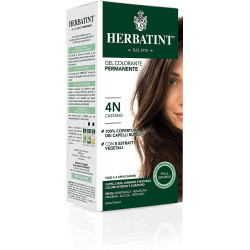 Herbatint 4N Chestnut Permanent Herbal Hair Colour Gel 150 ml