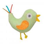 تعليقة لعربة أطفال لتهدئة الطفل بتصميم حيوانات الحديقة من تاف تويز