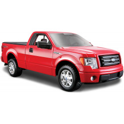 Maisto Ford F-150 STX Pickup Truck - 1/27 Scale Diecast Model Toy Car, Assorted